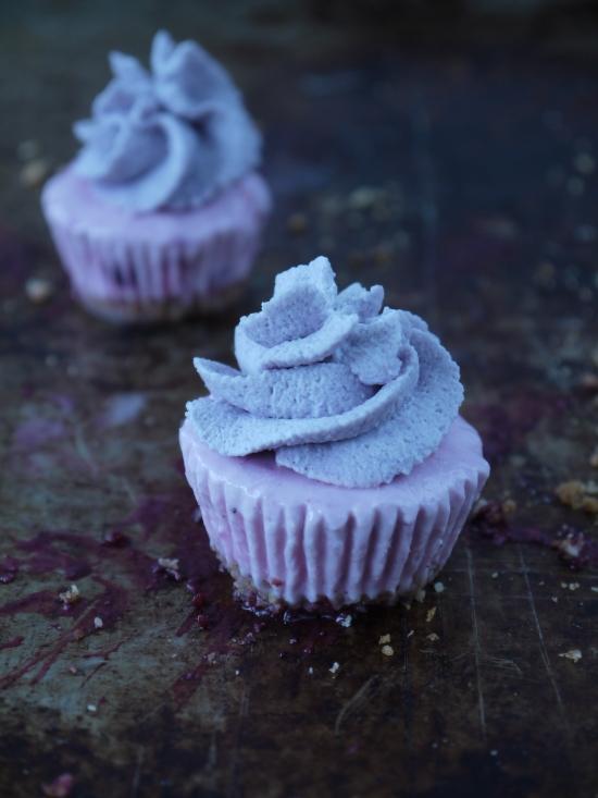 Frozen Yogurt Cupcakes 10